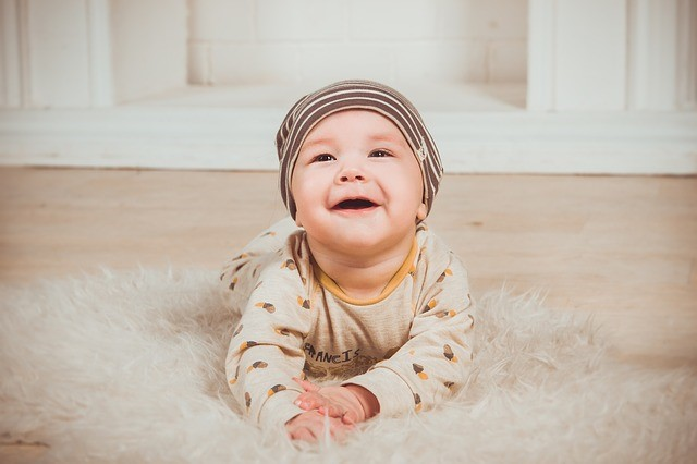 milestones in babies development